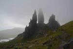 SKYE HIGH WITH THE OLD MAN OF STORR