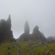 Old Man of Storr Cathedral and Sanctuary